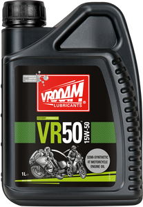 VROOAM VR50 ENGINE OIL 15W-50 1 L