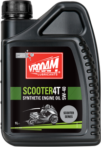 VROOAM SCOOTER 4T ENGINE OIL 5W40 1 L