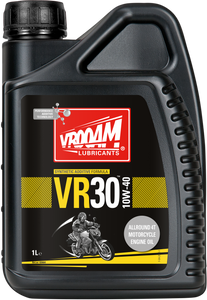 VROOAM VR30 ENGINE OIL 10W-40 1 L