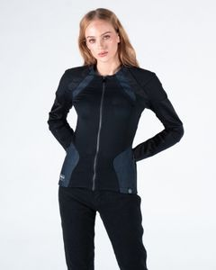 Knox Urbane Pro Mk2 Lady Black Denim Body Armour