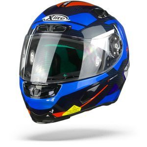 X-Lite X-803 Ultra Carbon Mastery Tinto Blue 40