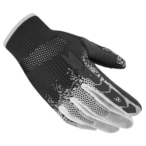 Spidi X-Knit Black Grey Motorcycle Gloves