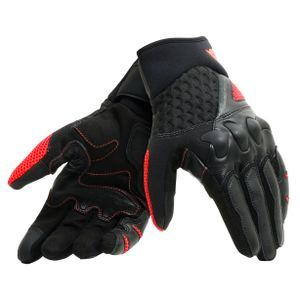 Dainese X-Moto Unisex Black Fluo Red