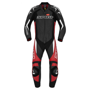Spidi Supersport Wind Pro Black Red White