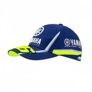 VR46 YAMAHA DUAL RACING BLUE ROYAL YAMAHA CAP