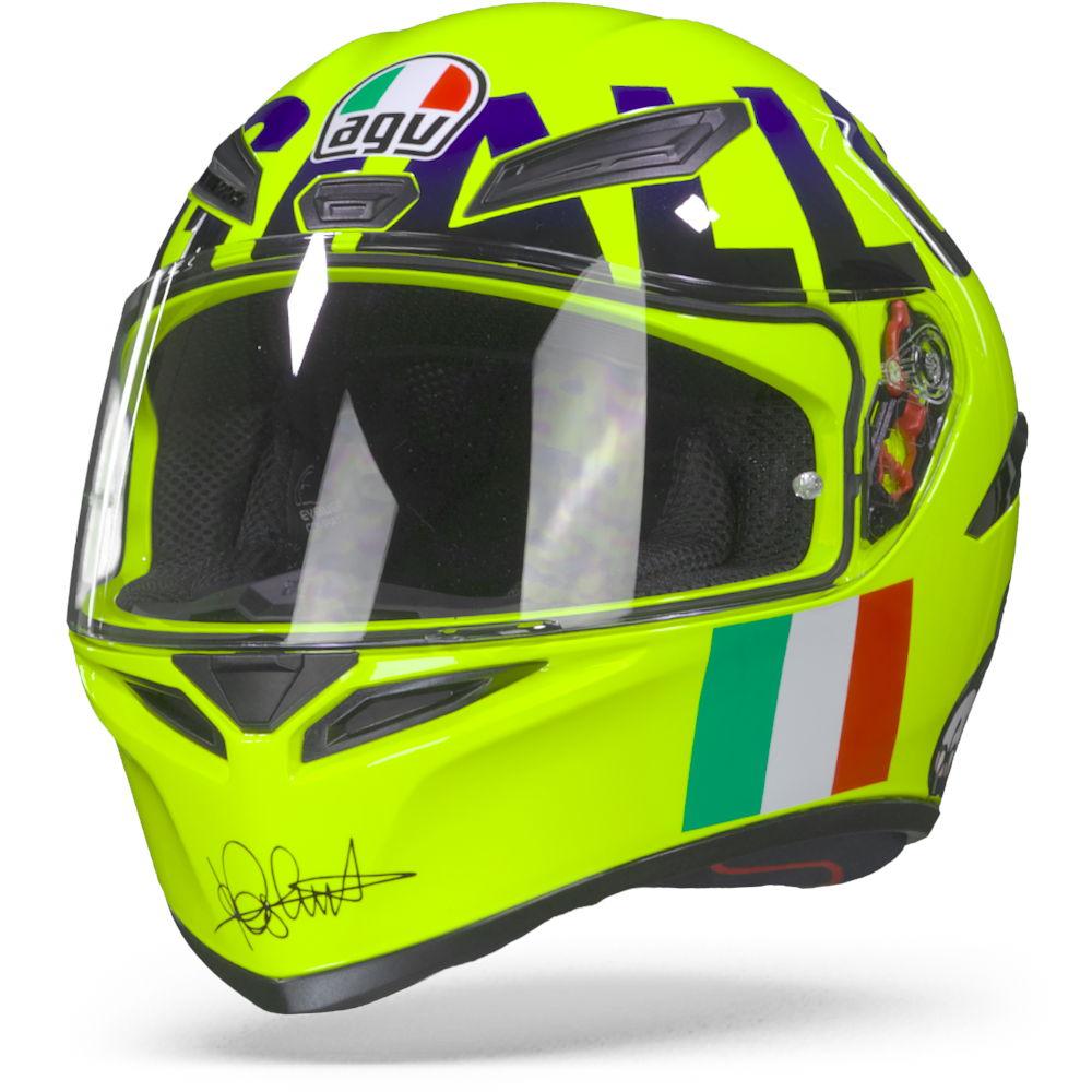 AGV K1 Rossi Mugello 2016 MS