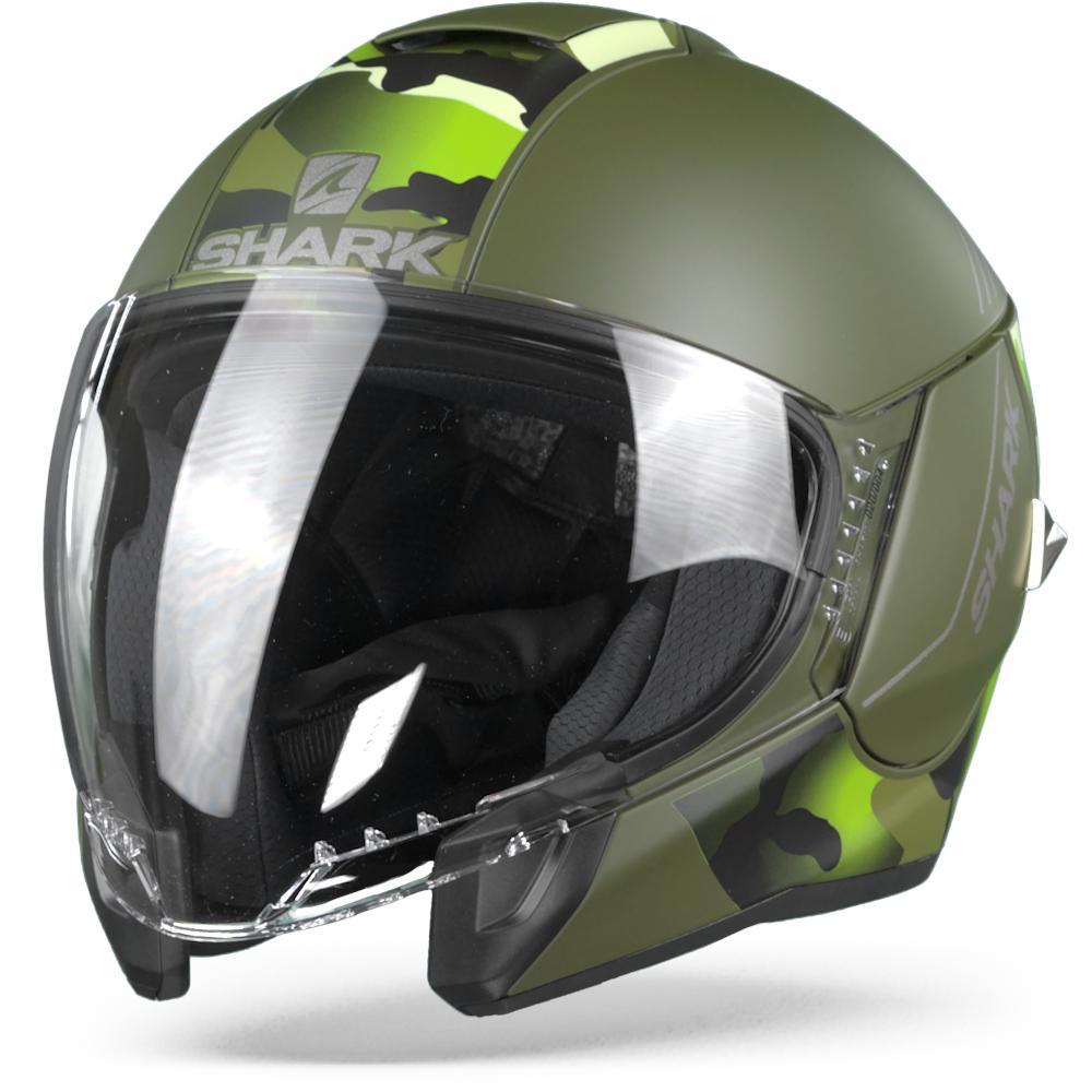 Shark Citycruiser Genom Mat Green Green Black GGK  XL