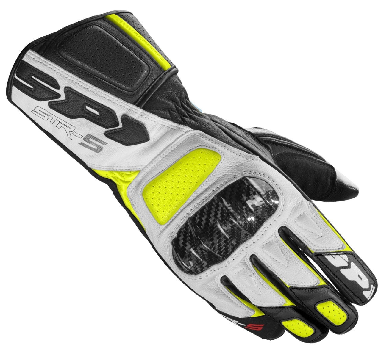 Spidi STR-5 Black Fluo Yellow M