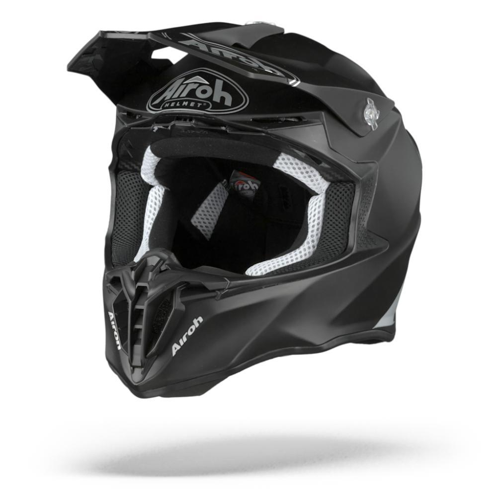 Airoh Twist 2.0 Color Casque Motocross Noir Mat 2XL
