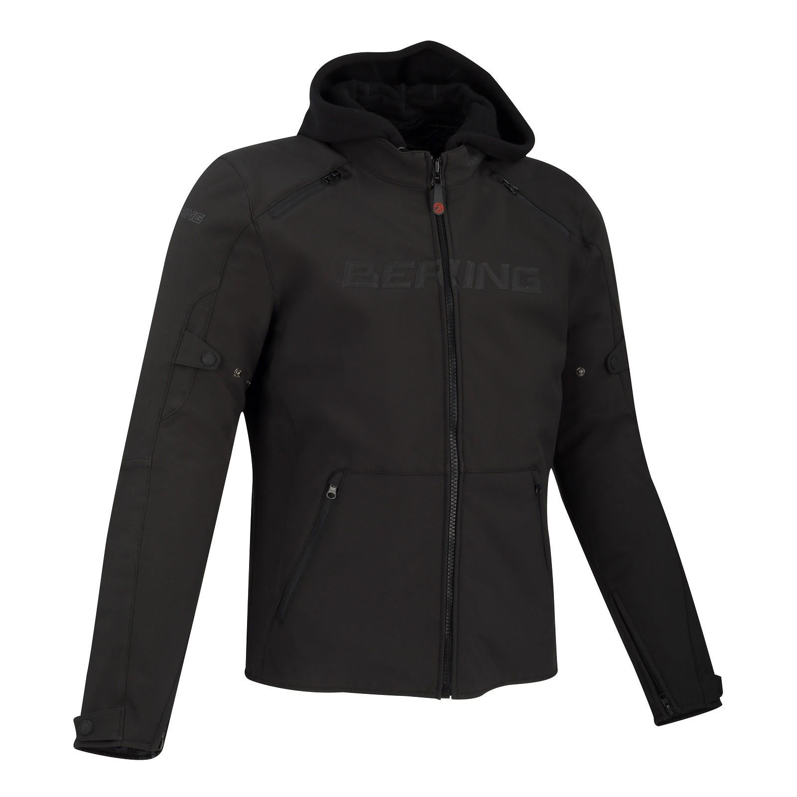 Bering Drift Black  4XL