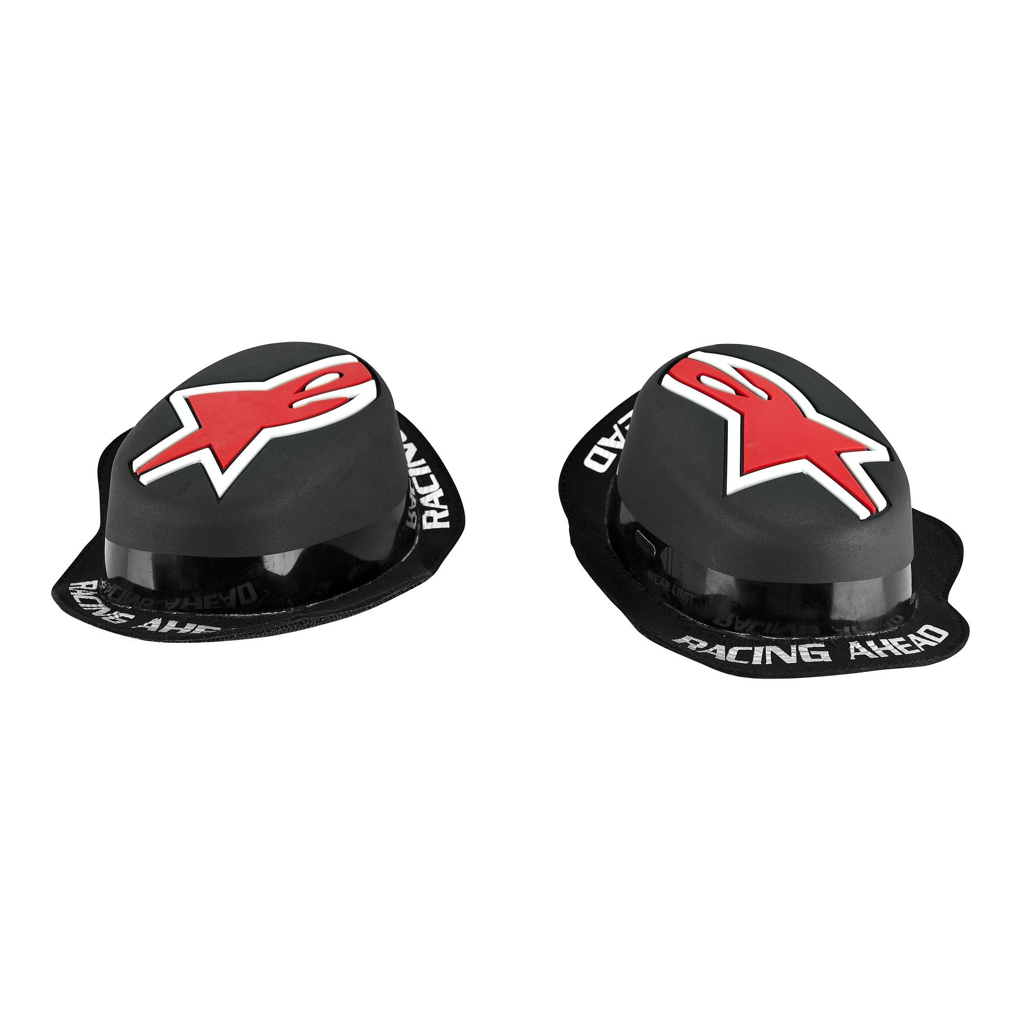 Alpinestars Black Red GP Rain