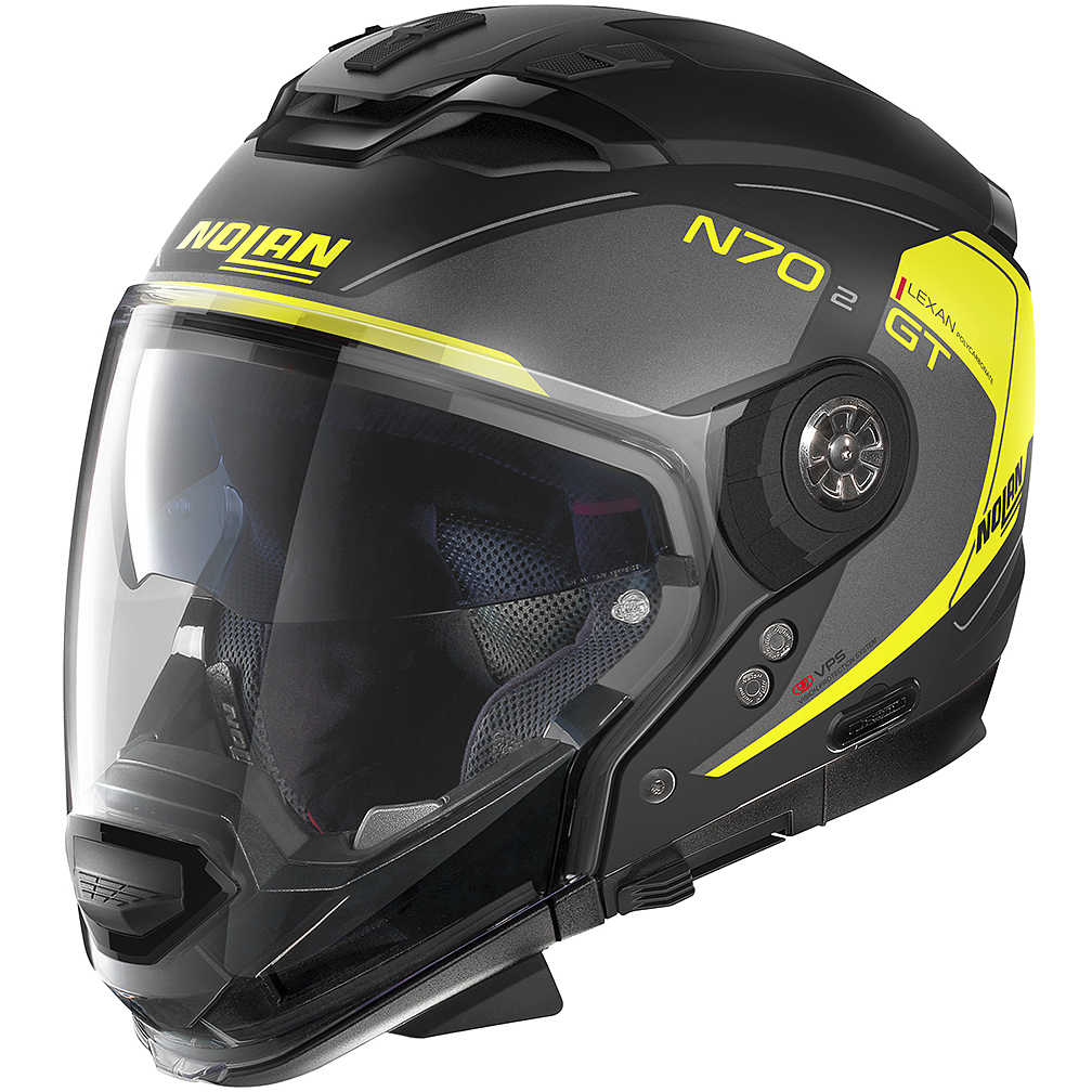Nolan N70-2 Gt Lakota N-Com 039 Modular Helmet L