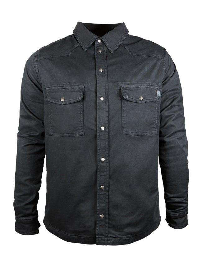 John Doe Motoshirt Black XTM S