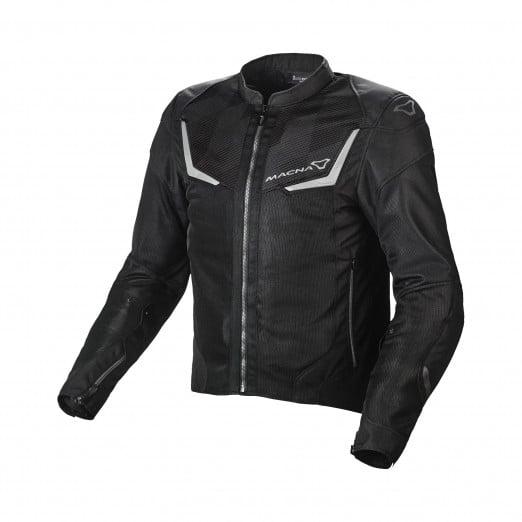 Macna Orcano Veste Moto Noir XS