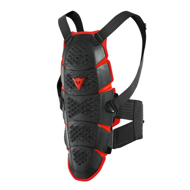 Dainese Pro-Speed Back L Protection Dorsale Noir Rouge XS-M