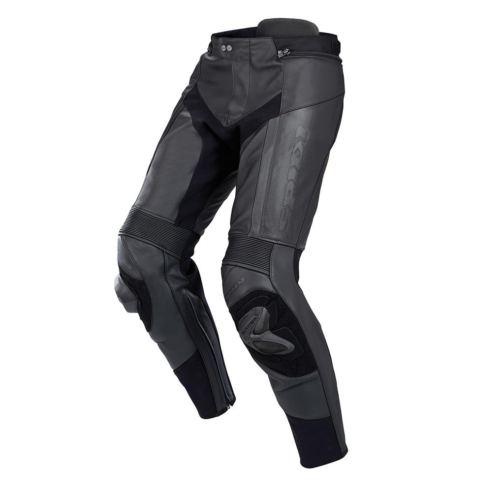 Spidi RR Pro 2 Pantalon En Cuir Noir 50