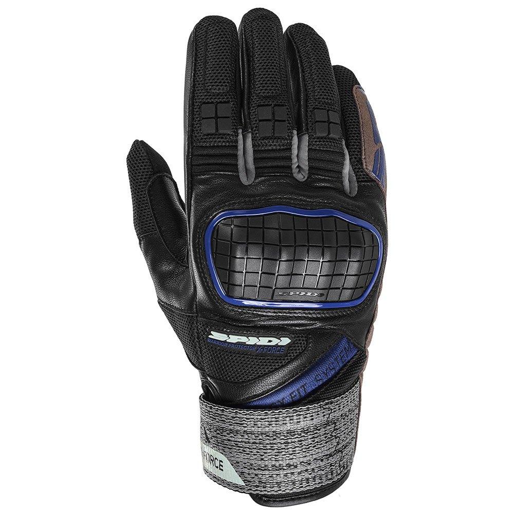 Spidi X-Force Black Blue  S