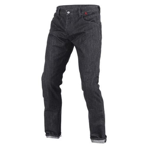 Dainese P. Strokeville Slim/Reg Jeans Negro Aramid Denim 25