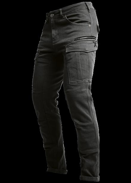 John Doe Defender Mono Black W38/L36